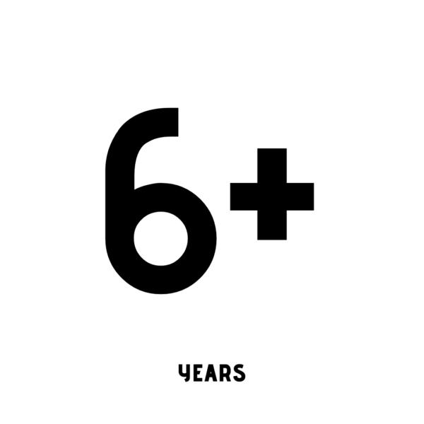 6+ years